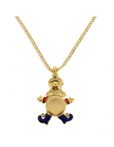 Collier Petit Clown